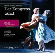 Werner Richard Heymann (1896-1961): Der Kongress tanzt (Auszüge), CD