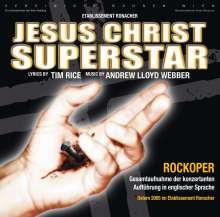 Andrew Lloyd Webber (geb. 1948): Musical: Jesus Christ Superstar (Orig.Cast), CD