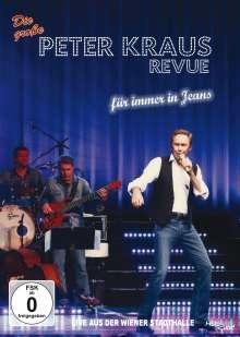 Peter Kraus: Für immer in Jeans: Live aus der Wiener Stadthalle, DVD