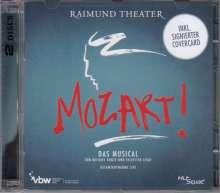 Musical: Mozart! - Das Musical: Gesamtaufnahme Live (Inkl. Signierter Covercard), 2 CDs