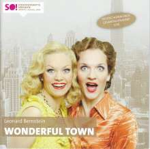 Leonard Bernstein (1918-1990): Wonderful Town, 2 CDs