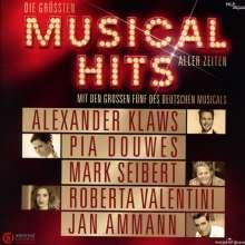 Musical: Die größten Musicalhits aller Zeiten, 2 CDs