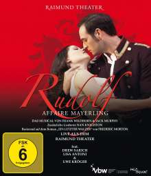 Rudolf-Affaire Mayerling-Das Musical, Blu-ray Disc