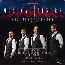 Musical Tenors: Musical: Older But Not Wiser-Tour, 2 CDs