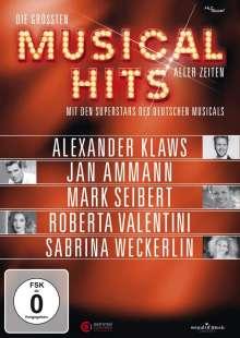 Musical: Die größten Musicalhits aller Zeiten, DVD