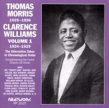 Thomas Morris & Clarence Williams: Thomas Morris 1925-26 / Clarence Williams Vol. 1 1924-1929, CD