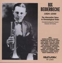 Bix Beiderbecke (1903-1931): The Alternative Takes, CD