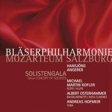 Bläserphilharmonie Mozarteum Salzburg - Solistengala, 2 CDs