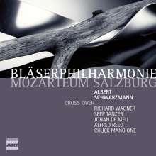 Bläserphilharmonie Mozarteum Salzburg - Cross Over, CD