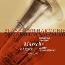 Bläserphilharmonie Mozarteum Salzburg - Märsche, CD