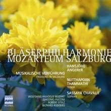 Bläserphilharmonie Mozarteum Salzburg - Musikalische Verführung, CD