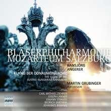 Bläserphilharmonie Mozarteum Salzburg - Klang der Donaumonarchie, 2 CDs