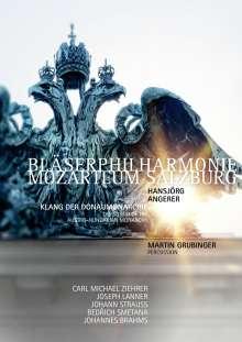 Bläserphilharmonie Mozarteum Salzburg - Klang der Donaumonarchie, DVD
