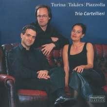 Trio Cartellieri, CD