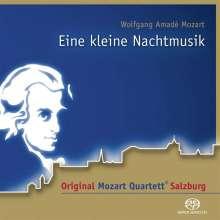 Mozart Quartett Salzburg - Eine kleine Nachtmusik, SACD