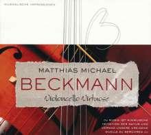 Matthias Michael Beckmann - Violoncello Virtuose, CD