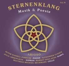 Sternenklang - Musik & Poesie Vol.4: Arioso, CD