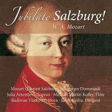 Wolfgang Amadeus Mozart (1756-1791): Divertimenti KV 136 & 205, CD