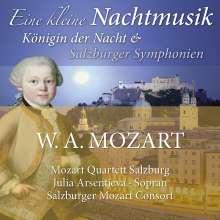 Wolfgang Amadeus Mozart (1756-1791): Divertimenti KV 137 & 138, CD