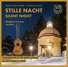 Arsentjeva / Damisch / Mozarteum-Chor/+: Stille Nacht, CD