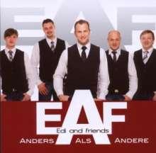 Edi Und Friends: Anders Als Andere, CD