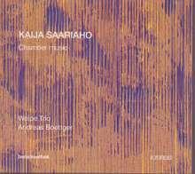 Kaija Saariaho (geb. 1952): 6 Japanese Gardens für Schlagzeug & Elektronik, CD