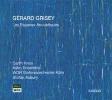 Gerard Grisey (1946-1998): Les Espaces Acoustiques, 2 CDs