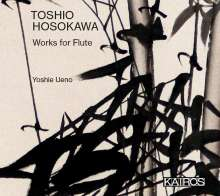 Toshio Hosokawa (geb. 1955): Kammermusik mit Flöte, CD