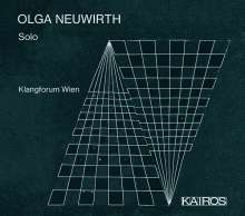 Olga Neuwirth (geb. 1968): Kammermusik - Solo, CD