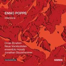 """Enno Poppe (geb. 1969): Lieder & Bilder """"Interzone"""", CD"""