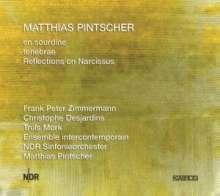 Matthias Pintscher (geb. 1971): En Sourdine für Violine & Orchester, CD