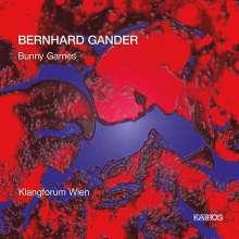 Bernhard Gander (geb. 1969): Bunny Games für Ensemble, CD
