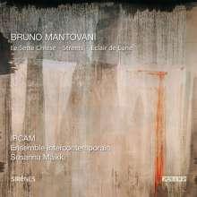 Bruno Mantovani (geb. 1974): Le Sette Chiese für Ensemble, CD