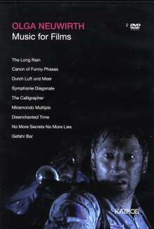 Olga Neuwirth (geb. 1968): Music for Films, 2 DVDs