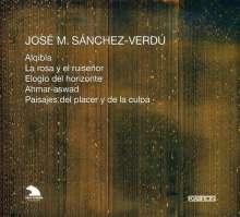 Jose Maria Sanchez-Verdu (geb. 1968): Alqibla für Orchester, CD