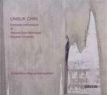 Unsuk Chin (geb. 1961): Xi, CD