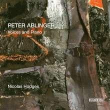 Peter Ablinger (geb. 1959): Voices and Piano für Klavier & Lautsprecher, CD