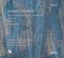 Alberto Posadas (geb. 1967): Glossopoeia, CD