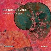 """Bernhard Gander (geb. 1969): Werke """"Monsters and Angels"""", CD"""
