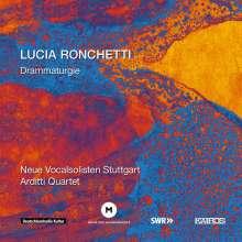 "Lucia Ronchetti (geb. 1963): Vokalwerke ""Drammaturgie"", CD"