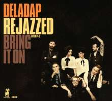 DelaDap: ReJazzed: Bring It On, CD