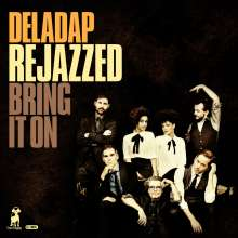 DelaDap: ReJazzed-Bring It On (180g) (Limited-Edition), LP