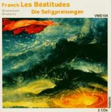 Cesar Franck (1822-1890): Les Beatitudes, 2 CDs