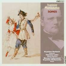 Stanislaw Moniuszko (1819-1872): Lieder, CD