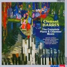 Clement Harris (1871-1897): 6 Konzertetüden, CD