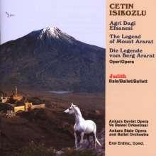 Cetin Isiközlü (geb. 1939): Die Legende vom Berg Ararat (in türkischer Spr.), 2 CDs