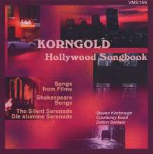 Erich Wolfgang Korngold (1897-1957): Hollywood Songbook, CD