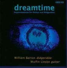 Wulfin Lieske & William Barton - Dreamtime, CD