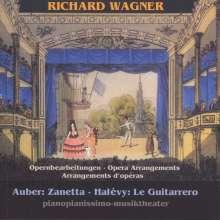 Richard Wagner (1813-1883): Kammermusik aus Opern, CD
