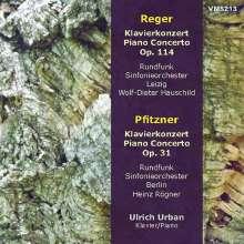 Hans Pfitzner (1869-1949): Klavierkonzert Es-Dur op. 31, CD